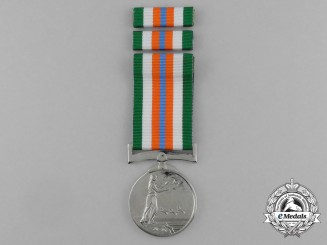 An Irish United Nations Peacekeeping Medal