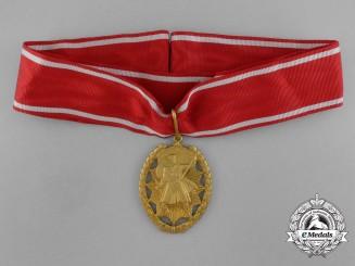 A Yugoslavian Order of the People's Hero (AKA Order of the National Hero)