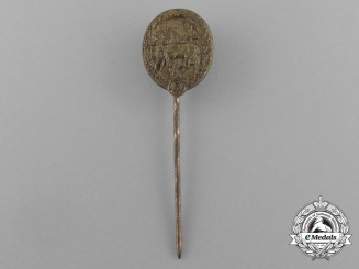 A 1932-1945 German Youths Equestrian Badge Stick Pin by Steinhauer & Lück