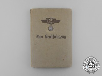 "An NSKK Copy of ""Das Kraftfahrzeug""; Motor Education Manual for Young Men"