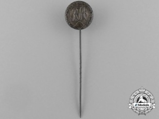 A RJA Reichs Youth Sport Proficiency Badge Miniature Stick Pin by Wernstein
