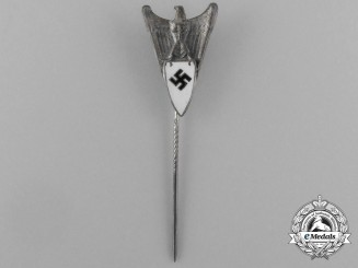 A Second War German Luftwaffe Employee Merit Stick Pin