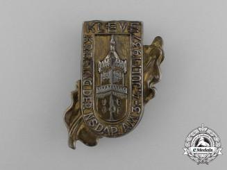 A 1937 NSDAP Kleve District Council Day Badge