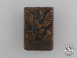 A 1934 Annsach HJ Rally Badge