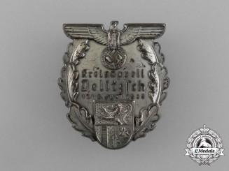 A 1939 Kreisappell Delitzsch Badge