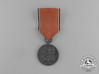 A 1938 Austrian Anschluss Commemorative Medal
