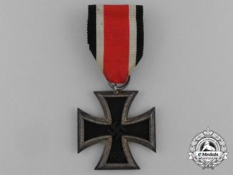 An Iron Cross 1939 Second Class by Klein & Quenzer A.G of Idar Oberstein