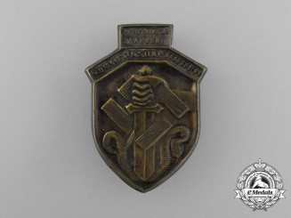 A 1933 NSDAP 2nd Saarburg Region Party Day Badge