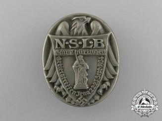 A 1934 NSLB Thüringen Regional Meeting Badge