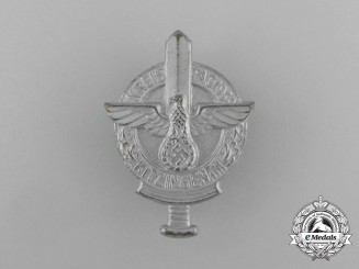 A 1938 NSDAP Kitzingen on the Main District Council Day Badge