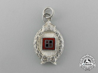 A Miniature Prussian Observer Badge for Chain