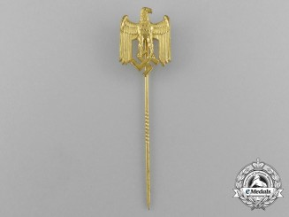 A Wehrmacht Heer (Army) Off-Duty Membership Stick Pin