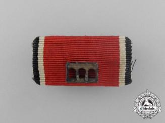 An NSDAP Blood Order Ribbon Bar
