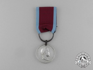A Hanoverian Waterloo Medal to Corporal Hans Hr. Grothen; Landwehr Bataillon Gifhorn