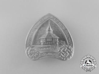A 1935 DAF District Esslingen Summer Sports Festival Badge