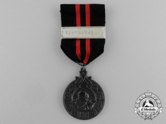 A Finnish Winter War 1939-1940 Medal; Type III for Finnish Soldiers