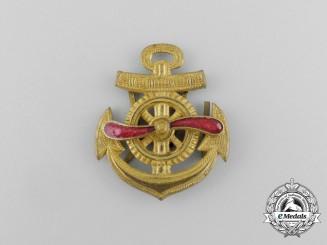 A First War German Navy Flieger Shoulder Board Insignia
