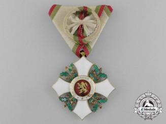 A Royal Bulgarian Order for Civil Merit, IV Class