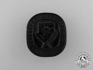 A 1937 Regional Meeting of Westfalen North Badge