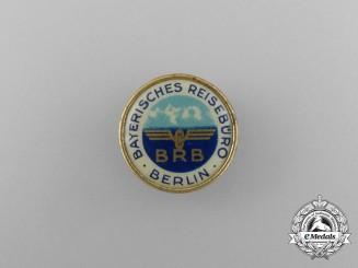 """A """"Bavarian Travel Agency"""" in Berlin Employee Badge by Tweer & Turck"""