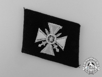 A Mint Single Waffen-SS 29th Grenadier Division (Russian Nr. 1) Collar Tab