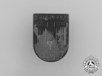 A Third Reich Period Rothenburg Festival Badge