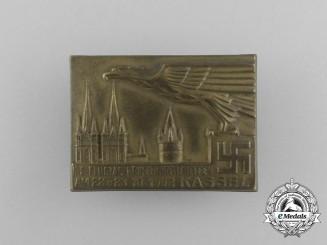 A 1932 Kassel National Socialist Day of Flight Badge