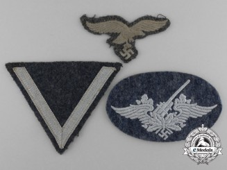 A Lot of Three Luftwaffe Insignia