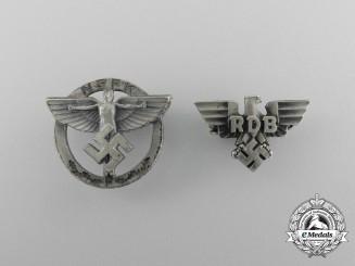A NSFK Membership & Sponsor Badge