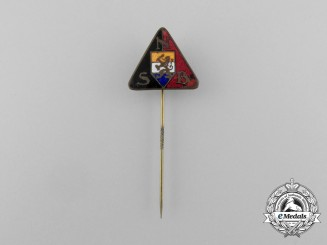 A NSB (National Socialist Movement in the Netherlands) Membership Stick Pin