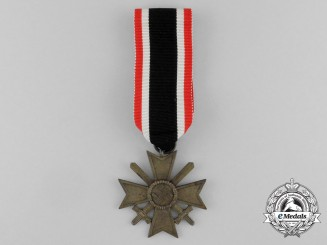 A War Merit Cross Second Class with Swords by Klein & Quenzer AG