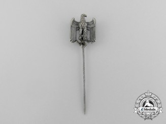 Germany, Wehrmacht. An Off-Duty Lapel Stick Pin