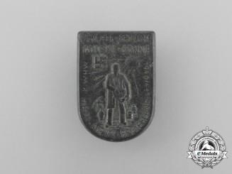 "A 1940/41 Region Koblenz-Trier ""Golden Sun over this free Nation"" Badge"
