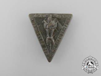 A 1934 1st Anniversary of the National Rising Badge