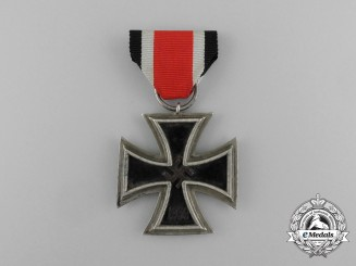 A Ground Found Iron Cross 1939 Second Class by Arbeitsgemeinschaft für Heeresbedarf