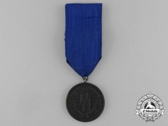 A Waffen-SS 4-Year Long Service Medal by Petz & Lorenz of Unterreichenbach