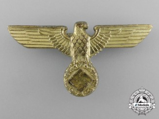 A NSDAP Party Leader's Cap Eagle by Paul Meybauer
