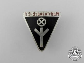A National Socialist Women's League Membership Badges by Gottlieb Friedrich Geck & Sohn