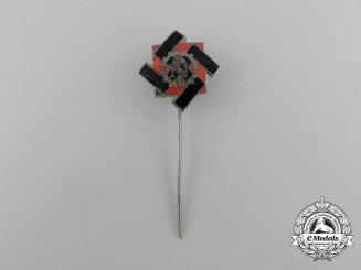 A TeNo (Technical Emergency Help) Membership Stick Pin