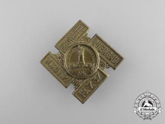 A 1937 NSDAP Regional Meeting of Rheingau Badge