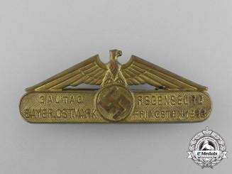 A 1933 Regional Council Day of the Bavarian Ostmark Badge