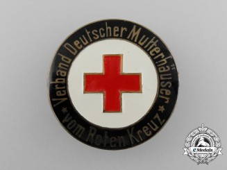 A Second War (DRK) German Red Cross Sisterhood Badge