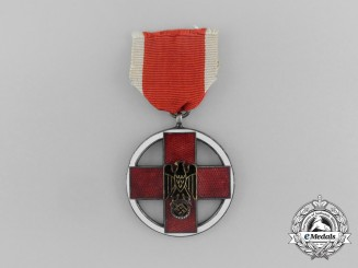 A Second War DRK (German Red Cross) Service Medal