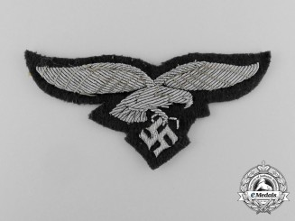 A Mint and Unissued Luftwaffe Officer's Breast Eagle