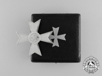 A Mint War Merit Cross First Class in its Original Case of Issue