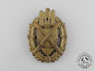 A Wehrmacht Heer (Army) Marksmanship Badge; Grade 5