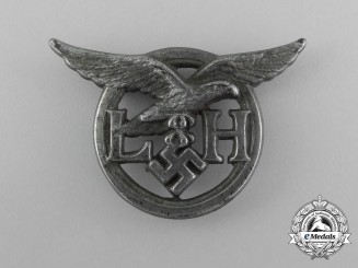 A Luftwaffe Female Signals Auxiliary Duty Badge