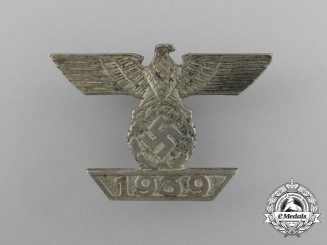 A Clasp to the Iron Cross 1939 First Class; Type II