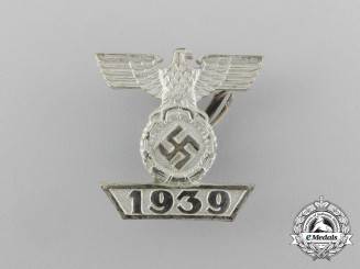 Germany, Heer. A Reduced Size Clasp of the Iron Cross 1939 II Class, II Type