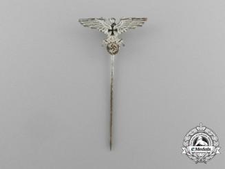 A Third Reich Period Veteran's Association Membership Stick Pin